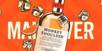 Monkey Shoulder Blended Malt Scotch Whisky review