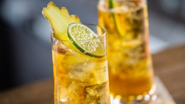 Whiskey and ginger 2