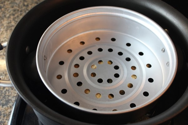 Steam Basket for Tamales