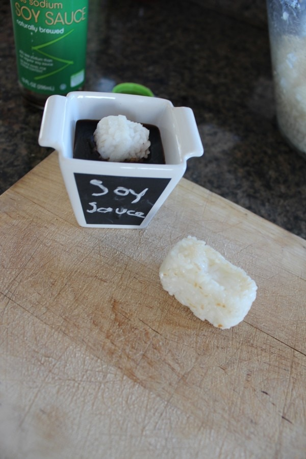 Soy Rice Cakes