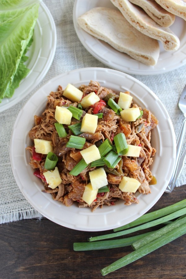 Slow Cooked Sweet and Sour Pork