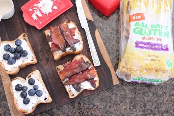 Candied Bacon Grilled Cheese Recipe