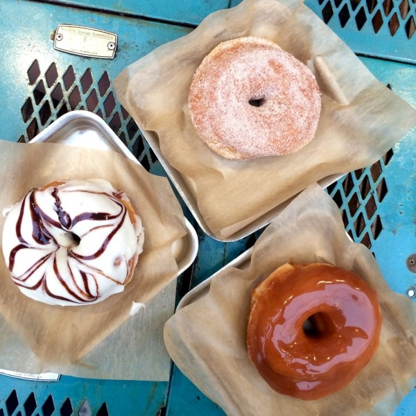 District Donuts and Sliders New Orleans