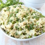 Green Curry Chicken Fried Rice Recipe
