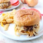 The Onion Fried Burger is a popular Oklahoma recipe combining half ground beef and half grilled onions for a delicious, flavorful burger recipe!