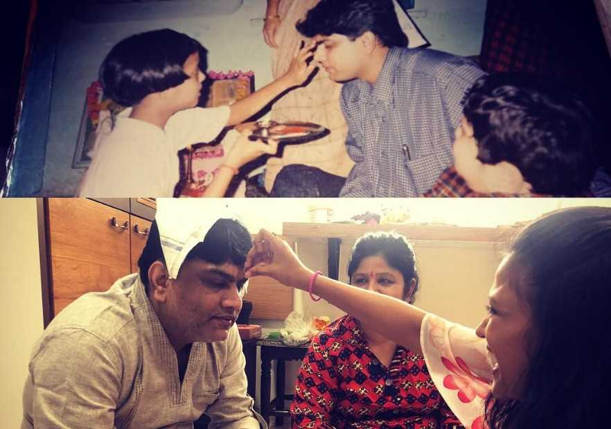 This image has an empty alt attribute; its file name is Gulki-Joshi-With-Her-Elder-Brother.jpg