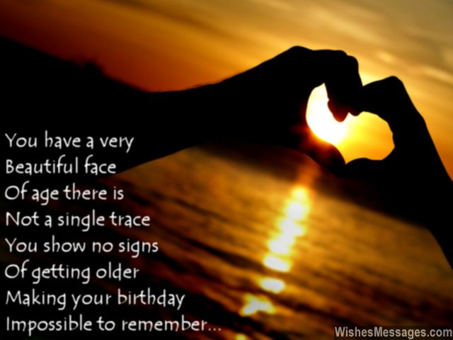 Birthday Poems For Her 1