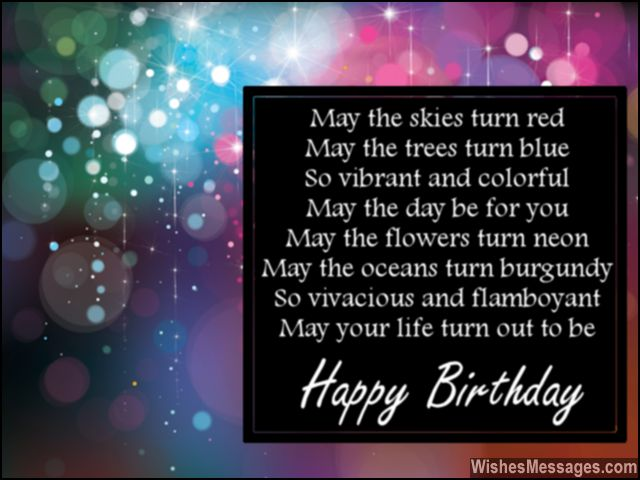 60th Birthday Poems Wishesmessages Com