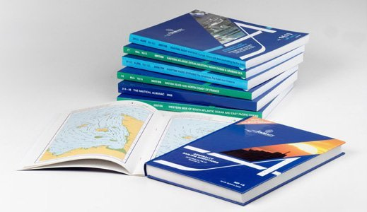 British_Admiralty_Nautical_Paper_Publications