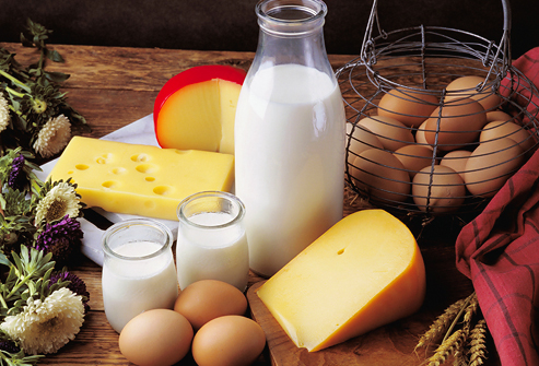 photolibrary_rm_photo_of_eggs_and_dairy
