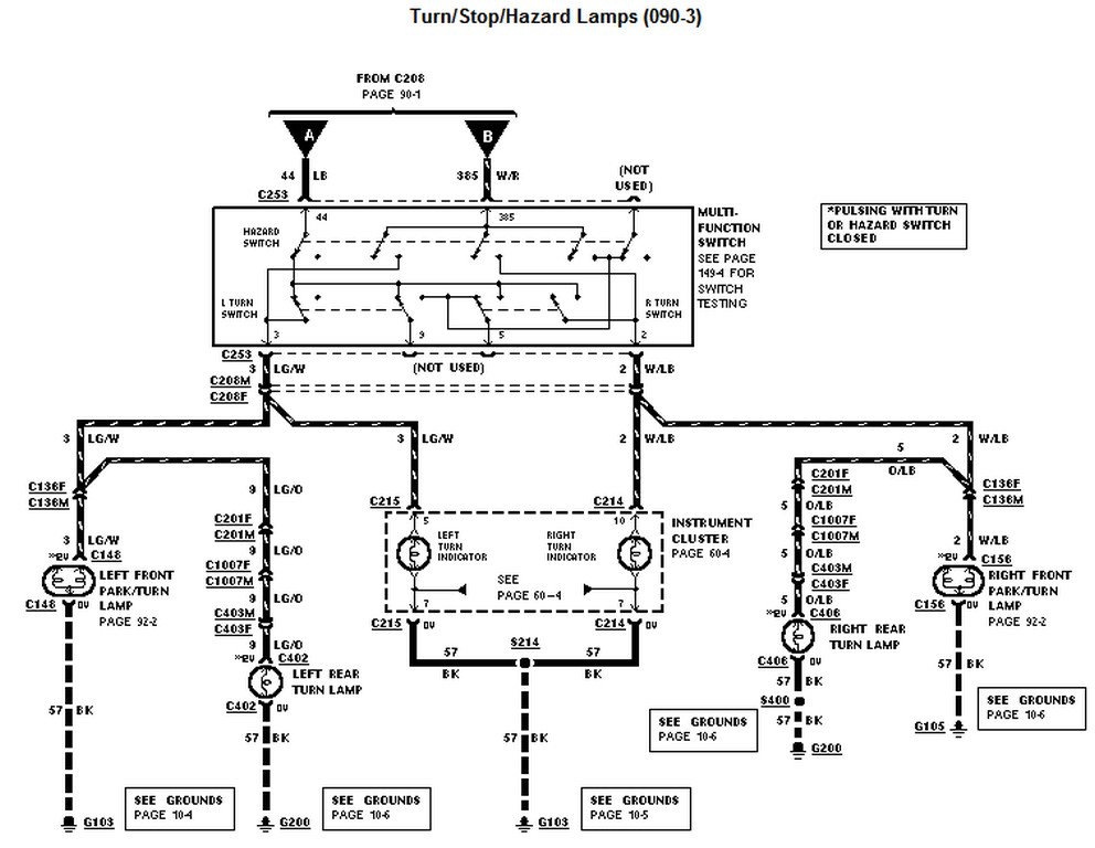 Ford Ranger Wiring Diagrams