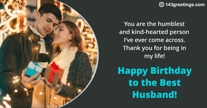 Birthday Messages For Husband Wishes Quotes