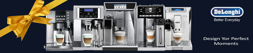 Delonghi Bean to cup