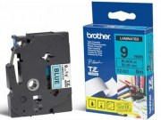 Brother-Black-on-Blue-Laminated-Tape-9mm-x-8m-(TZ521)