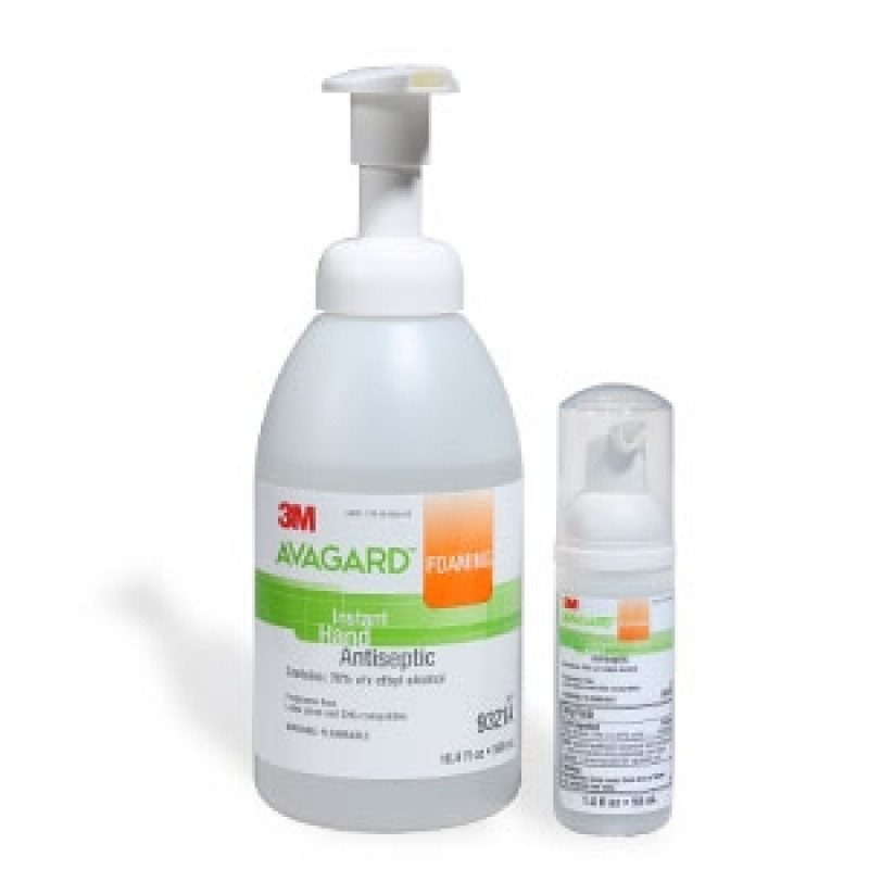 3m Health Care Avagard Foaming Instant Hand Antiseptic 9320a