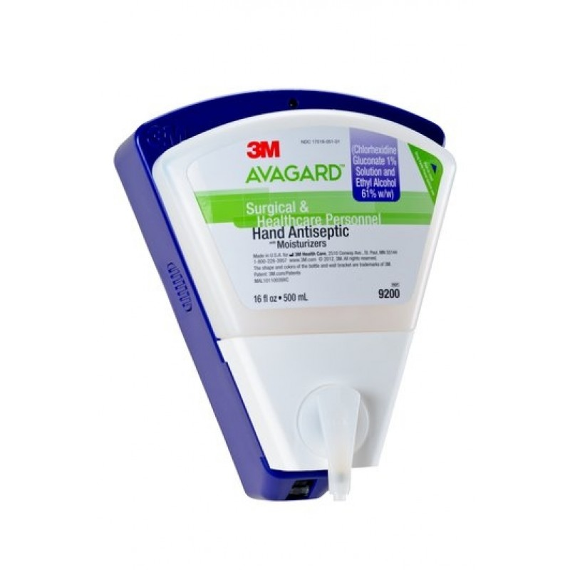 3m Health Care Avagard Hands Free Wall Dispenser 9228 From 4md Medical