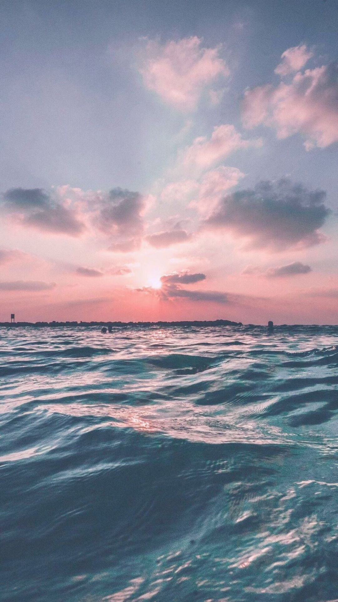Tumblr Aesthetics Beach Wallpaper Iphone