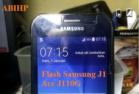 Flash Samsung J1 Ace