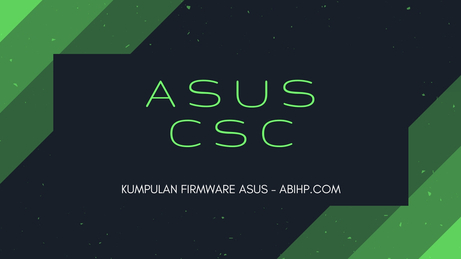 Download CSC Firmware Asus ZD551KL