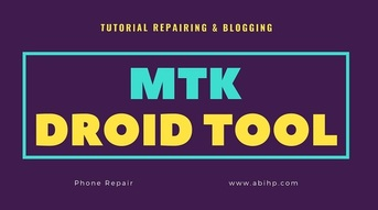 Download MTK Droid Tool V2.5.2