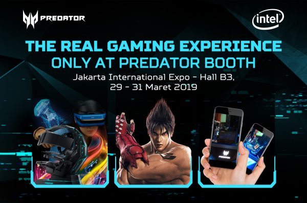 Nikmati Promo & Activity Menarik Predator di Electronics Sport League (ESL) Indonesia