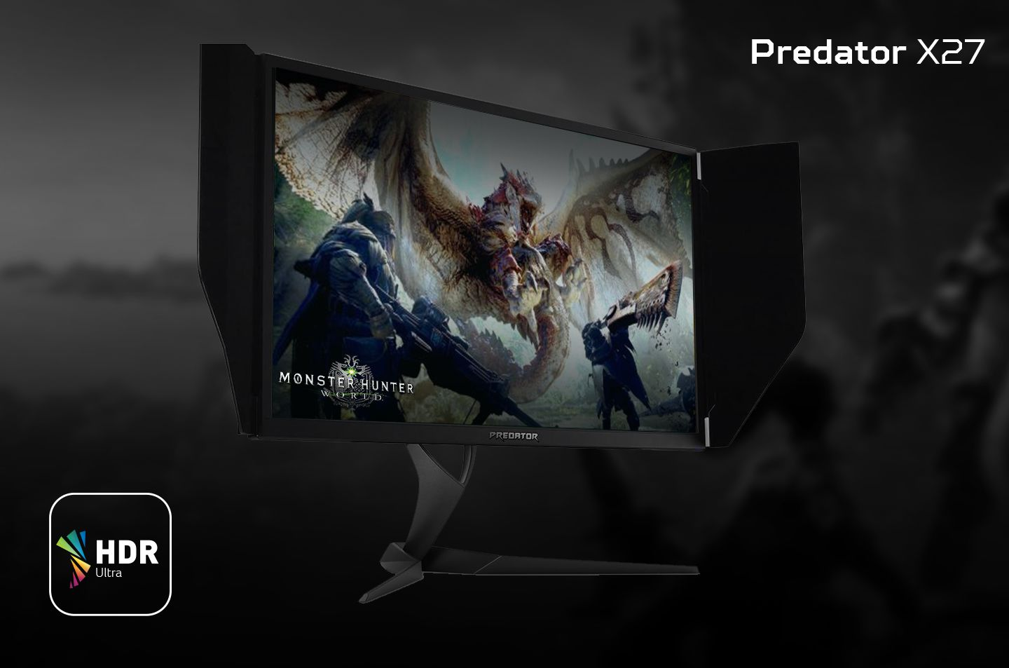 Fitur Monitor Gaming - Inner Image (HDR)