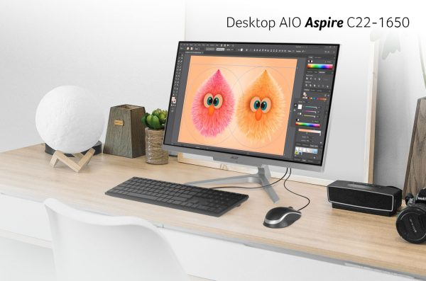 Mengapa Desktop All-in-One Aspire C Series Wajib Kamu Miliki?