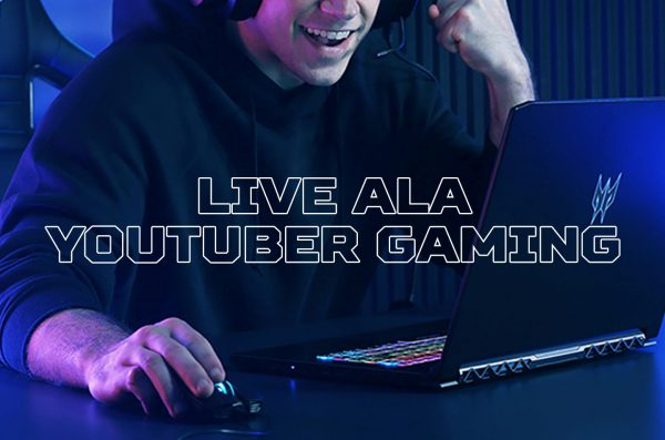 Cara Mudah Bikin Video Game Jadi Background Seperti YouTuber Game