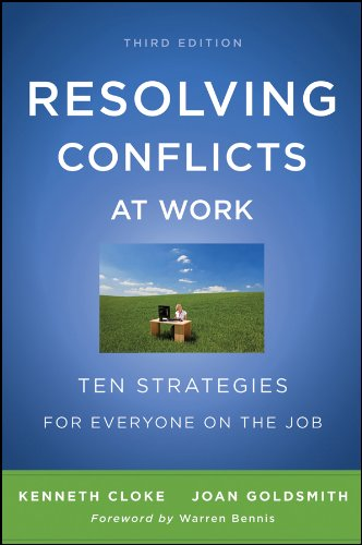 Resolving Conflict at Work