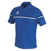 Errea Dominic Polo Shirt Blue Navy White
