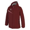 Errea Iceland 3 Winter Jacket Maroon