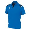 Errea Luis Polo Shirt Blue Navy White