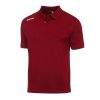 Errea Team Colours Polo Shirt Maroon