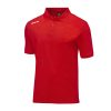 Errea Team Colours Polo Shirt Red