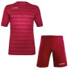 Acerbis Atlantis 2 Short Sleeve Football Kit Maroon