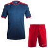 Acerbis Belatrix Short Sleeve Football Kit Navy Red
