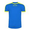 Givova Revolution Shirt Blue Yellow