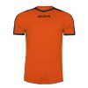 Givova Revolution Shirt Orange Black