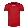 Givova Revolution Shirt Red Black