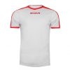 Givova Revolution Shirt White Red