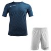 Acerbis Tyroc Football Kit Navy White