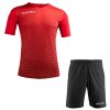 Acerbis Tyroc Football Kit Red Black