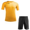 Acerbis Tyroc Football Kit Yellow Black