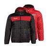 Zeus Apollo Jacket Black Red