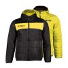 Zeus Apollo Jacket Black Yellow