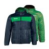 Zeus Apollo Jacket Navy Green