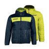 Zeus Apollo Jacket Navy Yellow Fluo