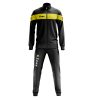Zeus Apollo Tracksuit Black Fluo Yellow