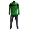 Zeus Apollo Tracksuit Green Navy