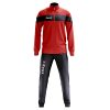 Zeus Apollo Tracksuit Red Navy